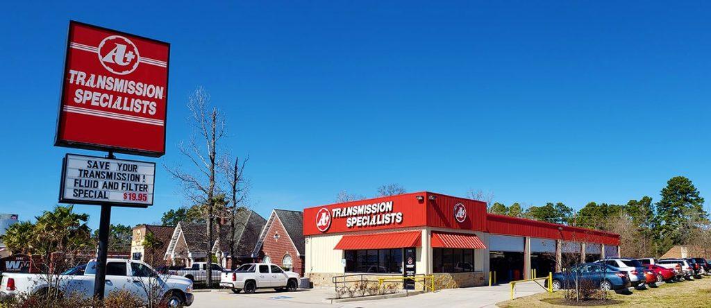 A Transmission Specialists A Plus Transmission Repair Shops